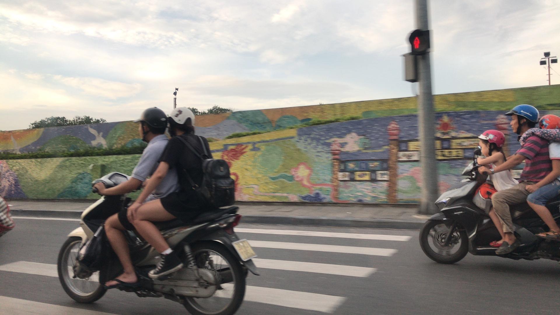 海外のバイク