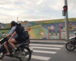 発展途上国のバイク