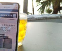 僕の資産運用ノートと沖縄